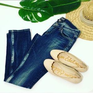 Raer Lucky Brand Bleach Out Regular Inseam Jeans